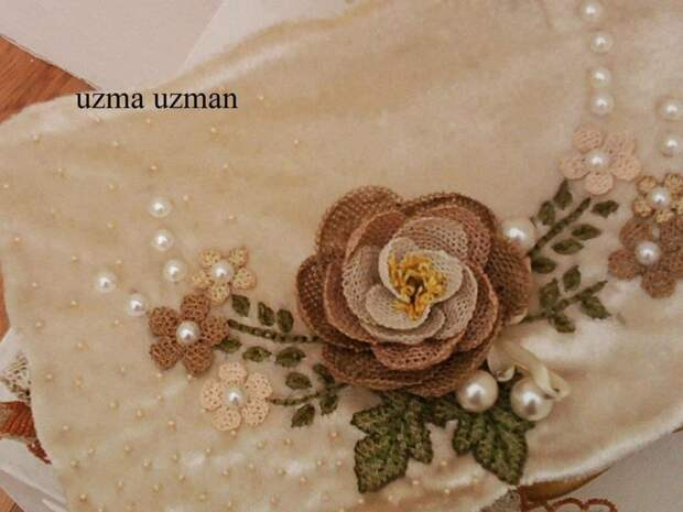 Знакомьтесь – турецкое игольное кружево