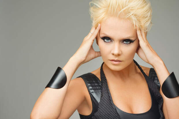 Валерия(Valeriya) для альбома «Во мне моя любовь» (2010)