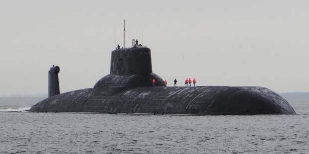 """Российский флот избавится от последней АПЛ """"Акула"""", напоминающей плавучий отель"""