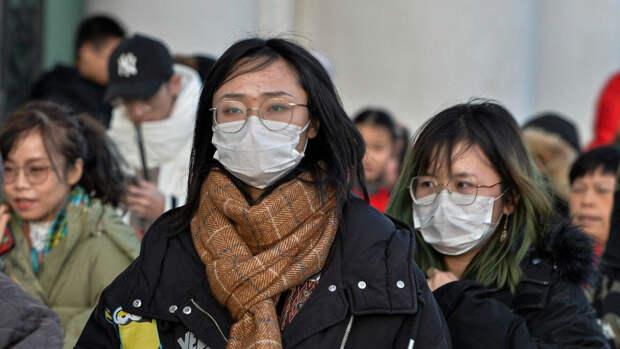 Эффективность масок в борьбе с СОVID-19 подтвердили в Китае