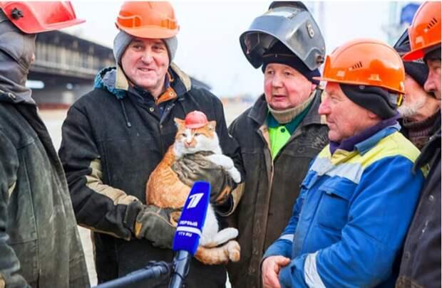 Забавные фотографии, которые могли быть сделаны только в России