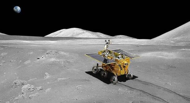 Исследования китайского лунохода опровергают факт высадки американцев на Луну
