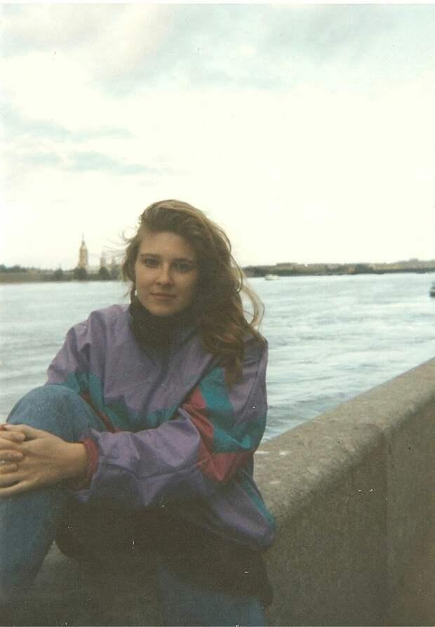 Молодежь 90-ых.