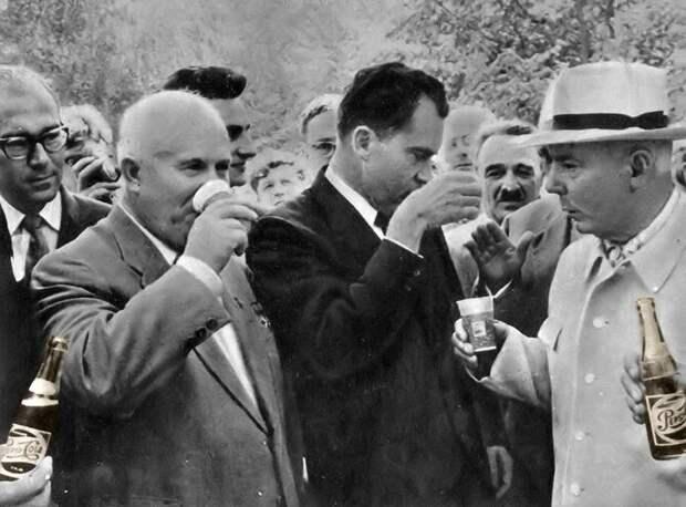 Вы дама или сэр? Курьез Хрущева в США