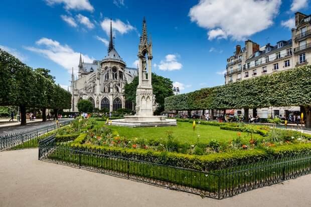 Альтернативы Нотр-Дама: 6 мест в Париже, обладающих средневековой магией