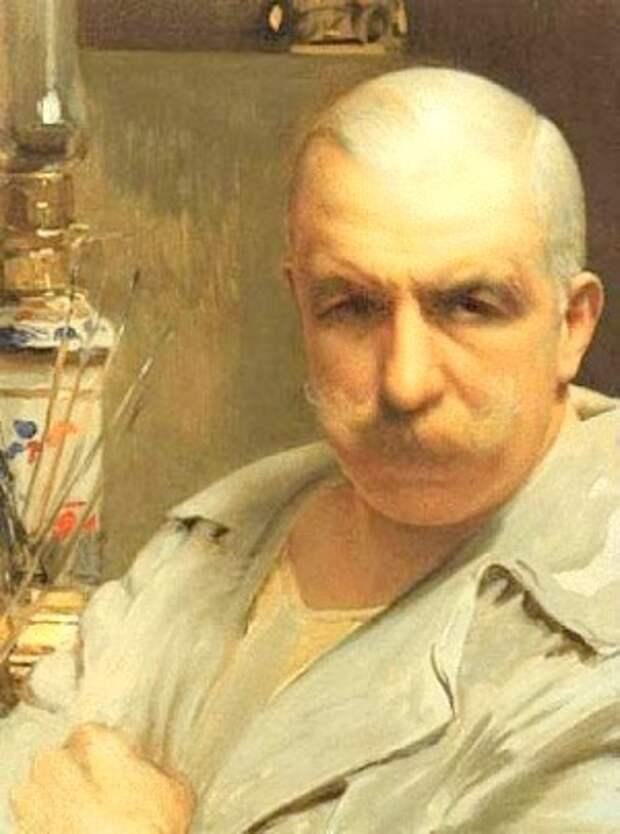 Итальянский академический художник Витторио Маттео Коркос (Vittorio Matteo Corcos)