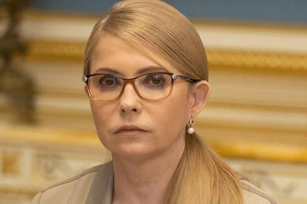 Тимошенко «продаёт» партию Зеленского