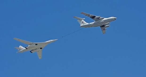 Ту-160 пролетали без посадки больше суток