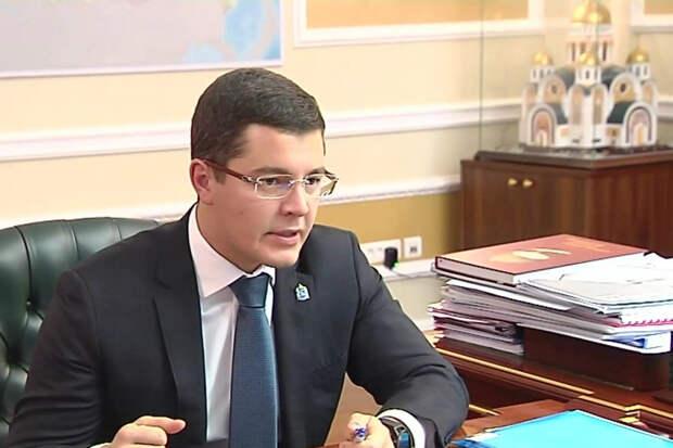 Самый молодой губернатор в России заразился коронавирусом