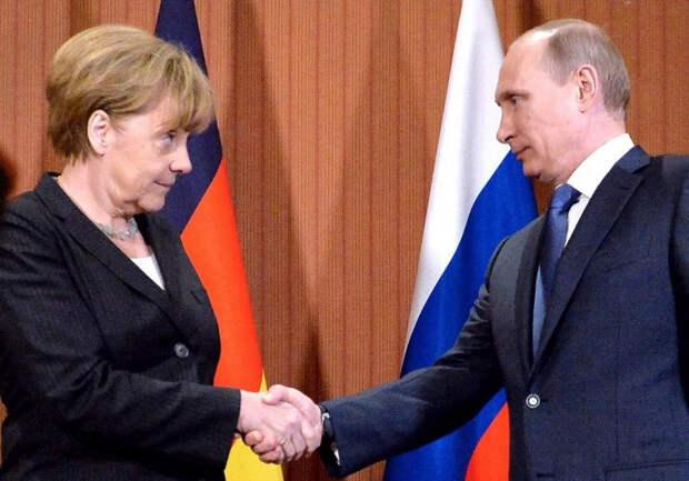 Меркель жестко раскритиковала антироссийские санкции