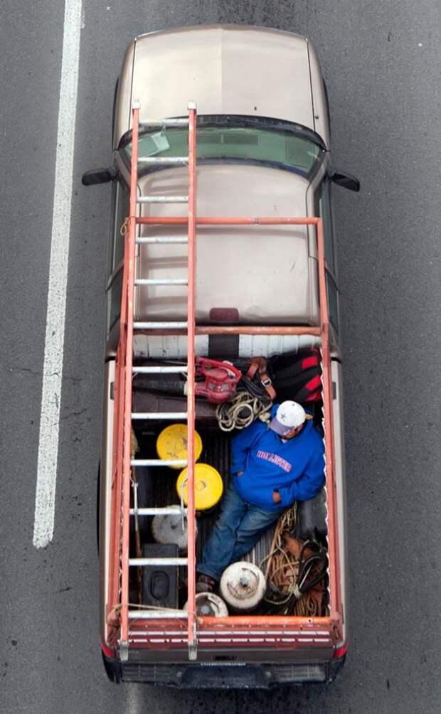 Как добираются на работу мексиканские рабочие