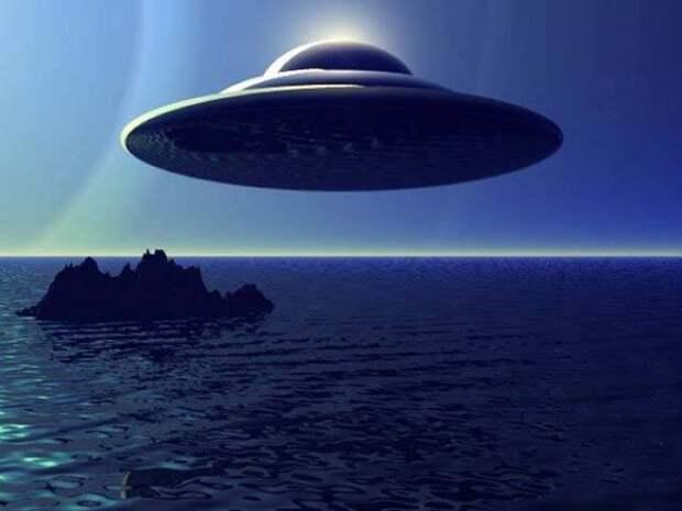 Крымчанин заметил «инопланетную активность» над Черным морем (ВИДЕО)