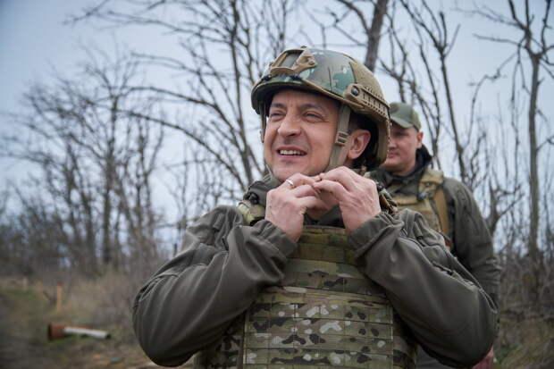 Киев не отказывается от идеи нападения на Донбасс