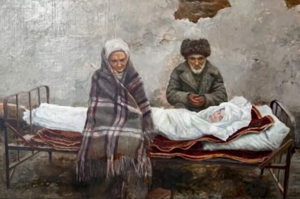 Массовая гибель переселенцев была в порядке вещей.