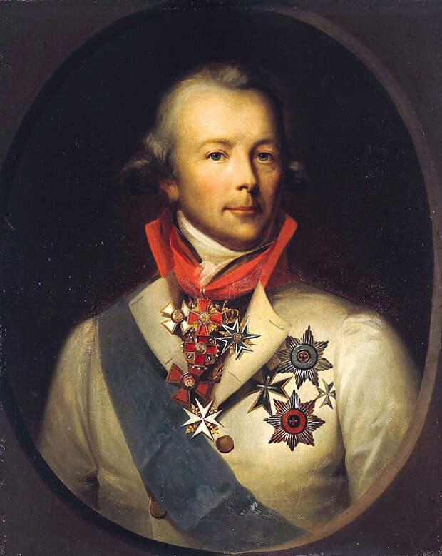 «С Павлом я рассчитался» : военный губернатор Петербурга Пален намеревался править Россией