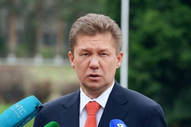 «Газпром» заполгода увеличил экспорт встраны дальнего зарубежья на5,7%