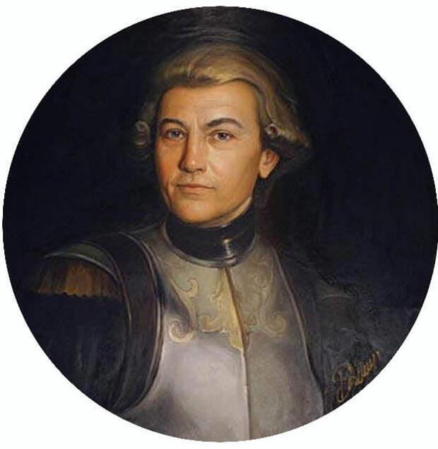 граф Мориц Бенёвский портрет