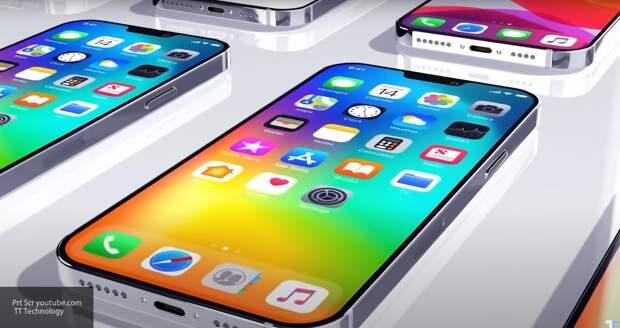 Эксперты сравнили уменьшенный вырез на iPhone 13 с дисплеем iPhone 12
