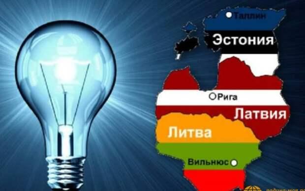 Литва признала энергетическую зависимость от Белоруссии и России