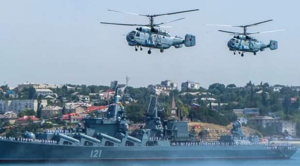 Военные России перекрыли тысячи квадратных километров в водах Чёрного моря