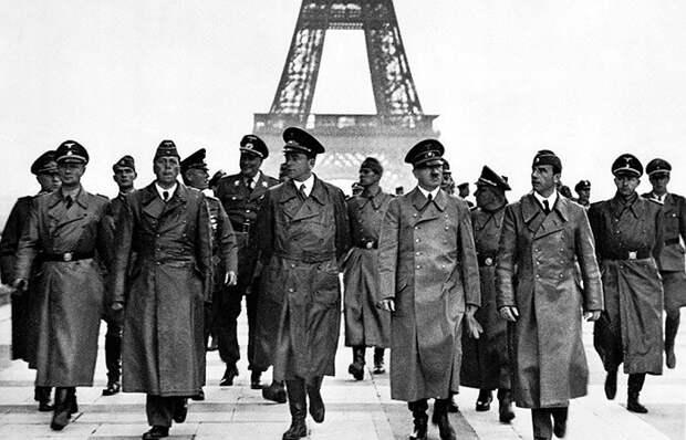 Друзья фашистской Германии, или Кто проиграл Вторую мировую вместе с Гитлером