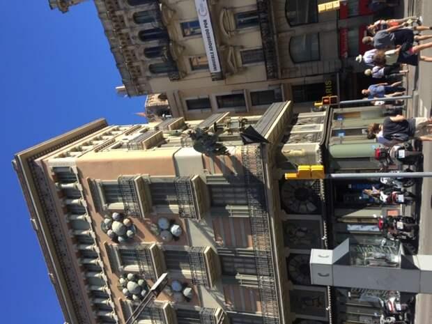 Барселона. Испания. Часть 20
