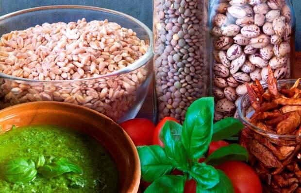 7 самых популярных у вегетарианцев продуктов большим содержанием растительного белка