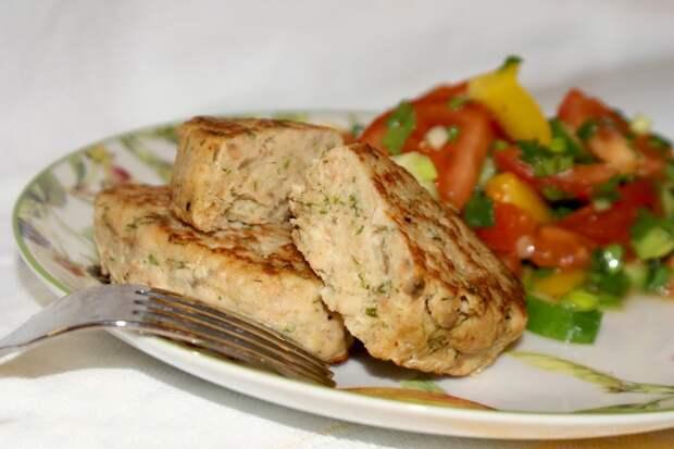Котлеты из горбуши: вкусные рецепты