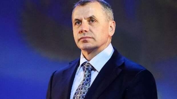 Константинов прокомментировал своё переизбрание
