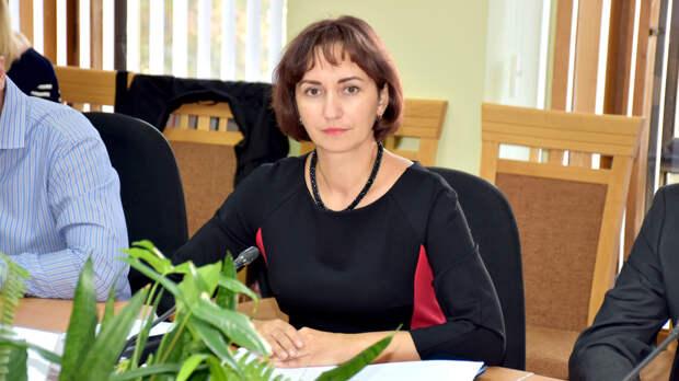 Министром имущественных и земельных отношений Крыма стала Лариса Кулинич