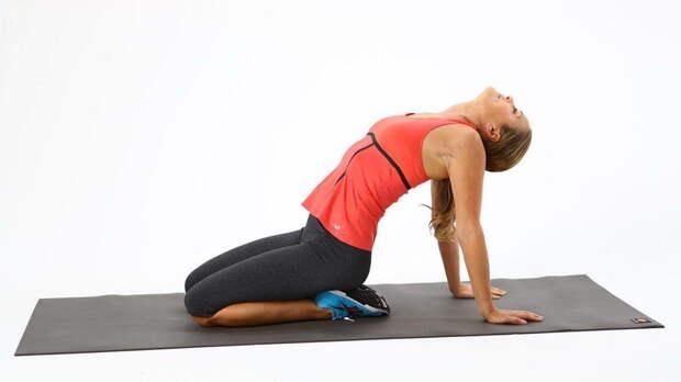 6 супер упражнений, чтобы снять напряжение в шее