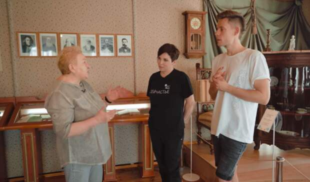 Дудь снял часть интервью в Татарстане