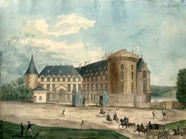 Château de Rambouillet by Z.Volkonskaya.JPG