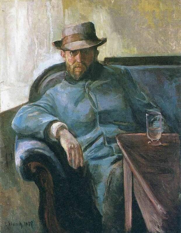 Portrait of Hans Jaeger