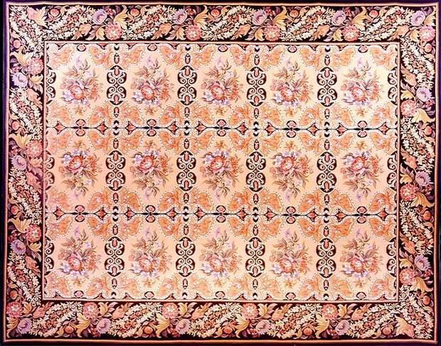 Обюссоновские  ковры