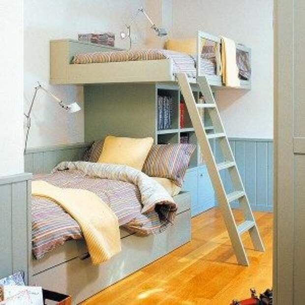 Идеи места для хранения