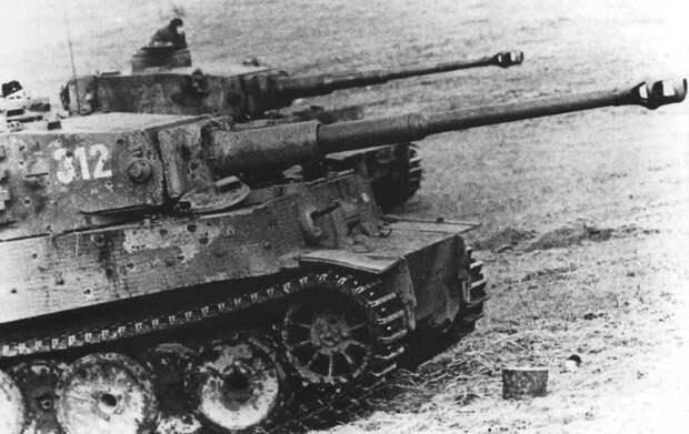 Тяжелый танк  PzKpfw VI  «ТИГР»