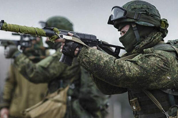 Бесшумное оружие российской армии