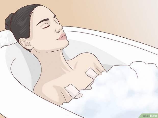 снятия скотча с тела
