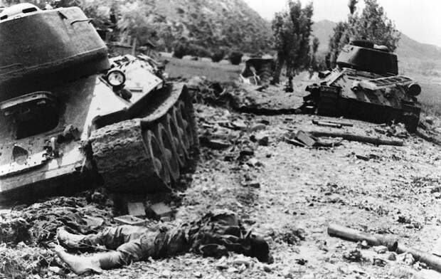 k06 0081 46 впечатляющих снимков Корейской войны