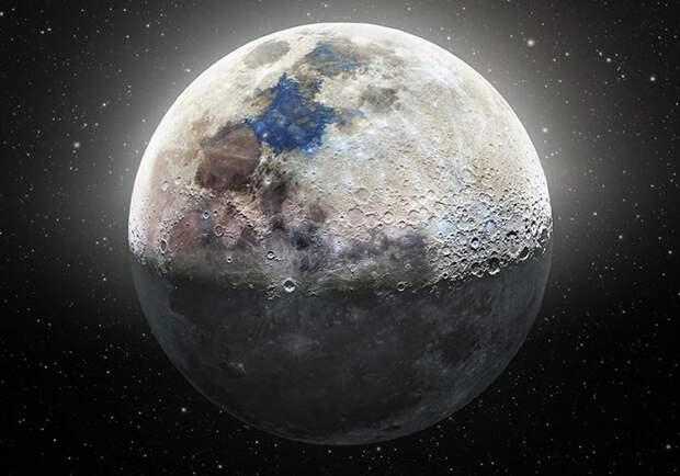 Фотографу удалось сделать самые отчётливые снимки Луны, где каждый кратер, как на ладони
