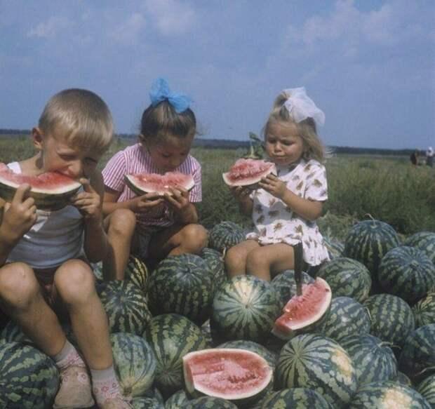 СССР был раем для детей и стариков. Но нас изгнали из него