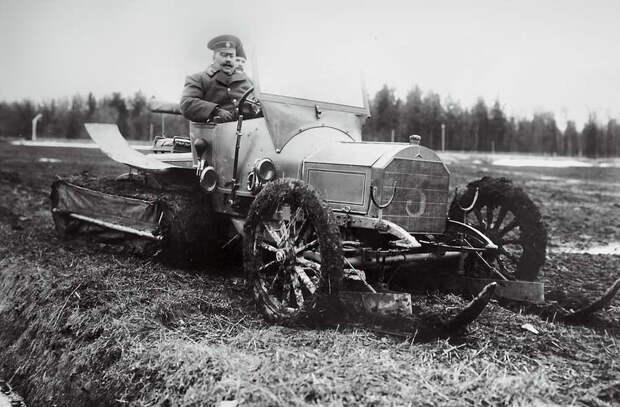 7 первых русских автомобилей