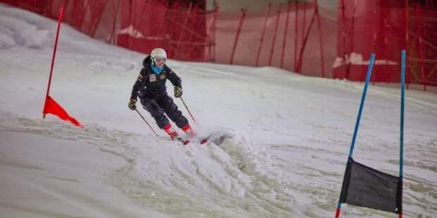 Спортсмены из Москвы завоевали 22 медали на III Всероссийской зимней спартакиаде инвалидов. Фото: М. Денисов mos.ru