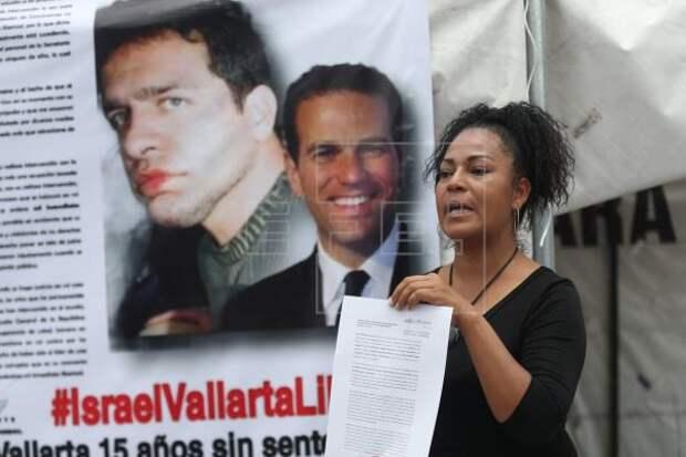 MÉXICO JUSTICIA - El preso Israel Vallarta pide por carta a López Obrador su inmediata libertad