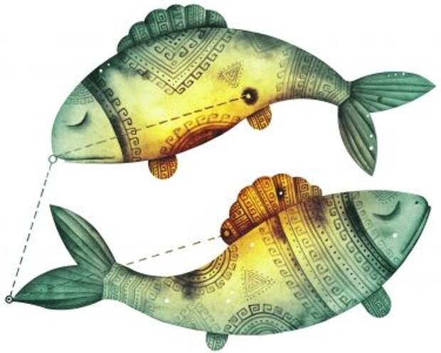 Что говорит о человеке знак Зодиака Рыбы