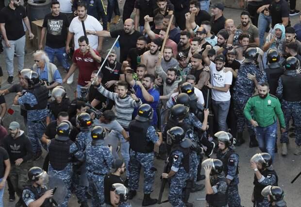 «Вскипает, как волна»: ливанская социальная проблематика в океане политики