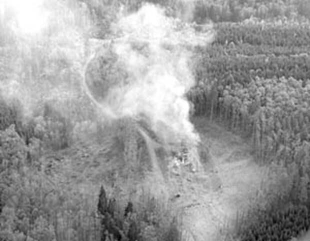 2014 год, взрыв на территории чешских военных складов. Теперь в этом обвиняют «агентов ГРУ»