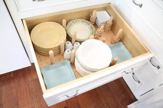 Кухня: 8 вещей, которые вы храните на кухне [и зря]