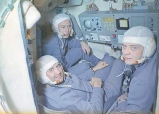 Стало известно, о чем говорили космонавты «Союза-11» в последние часы своей жизни